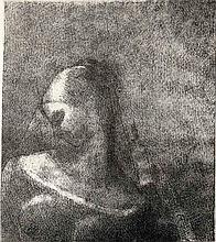 Odilon Redon, Hélène (Ennoia). 1896