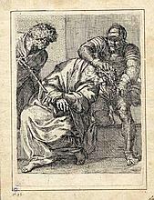 Annibale Carracci [da], Cristo coronato di spine. 1606