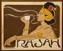 Henri Meunier, Cafe Rajah. 1987