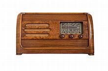Grande radio. Prima metà del XX secolo.