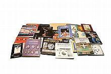 Lotto di 29 libri. Argomento collezionismo e arte.