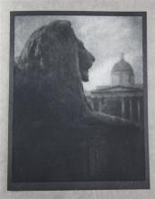 Coburn Alvin Langdon, London , folio of black and white plates detailing scenes of London,
