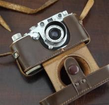 A Leica IIIC camera, serial no.435216,