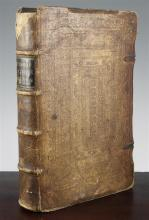 Avenario, Johanne - Liber Radicum Seu Lexican Ebraicum,