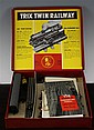 A Trix Twin 4-4-0 BR 62750 train set,