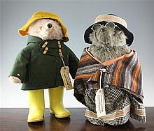 A Gabrielle Designs Aunt Lucy teddy bear,