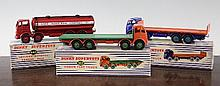 A Dinky Supertoys 903 Foden flat bed truck,