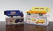 A Dinky Supertoys 930 Bedford pallet Jeckta van