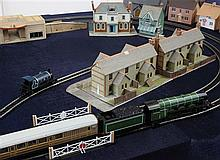 A Hornby OO gauge Flying Scotsman electric train set, R1039,