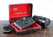 A Leica M6 black 1665516 etc.