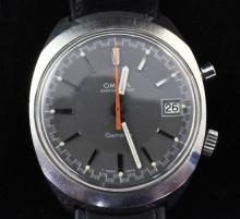 A gentleman's late 1960's Omega Chronostop manual wind wrist watch,