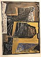 Ossip Zadkine (1890-1967) Abstract 24 x 18in.