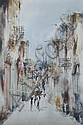 Edward Ben Avram Street scene & City view