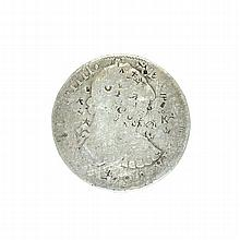 X790 Eight Reales American First Silver Dollar Coin