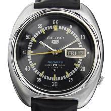 *Men's Vintage Seiko 5 Sports Watch