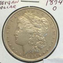 *1894-O $1 Morgan Dollar Coin (JG)