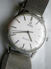 *Omega Seamaster Automatic Men's Steel Mechanical Analog Vintage Wrist Watch
