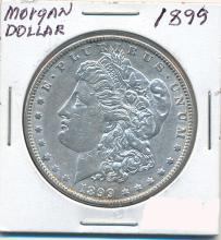 *1899 Morgan Dollar Coin (JG)