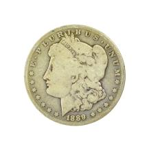 1889-O Morgan Dollar Coin