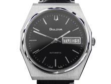 *Bulova Automatic Black Watch
