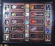 Guitar Legends - Plate Signatures