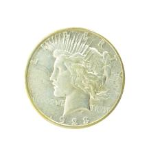 1923-S Peace Silver Dollar Coin