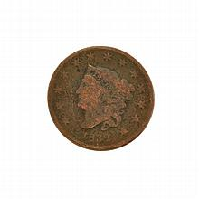 1832 Large Cent Coin