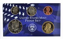 2000 United States Mint Proof Coin Set