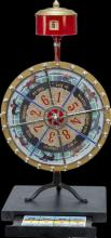 Counter top Horse Race Betting Wheel w/ odds changer -P-