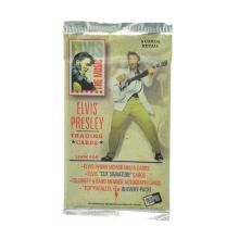 Elvis Worn Memorabilia Trading Cards (Unopen)