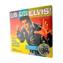Elvis! Elvis! Elvis! The King And His Movies With CD (Hardcover)