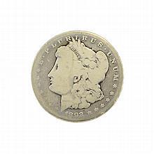 1892-CC Morgan Dollar Coin