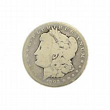 1892-CC Morgan Dollar Coin