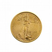 1999 1/10 oz Gold American Eagle Coin