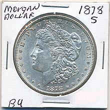 *1878-S Morgan Dollar BU Coin (JG)