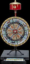 Counter top Horse Race Betting Wheel w/ odds changer -P-