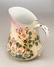Porcelain Apple Blossom Pitcher