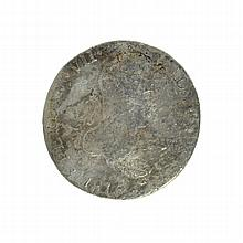 181X Eight Reales American First Silver Dollar Coin