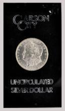 1883-CC Ucirculated Silver Dollar Coin