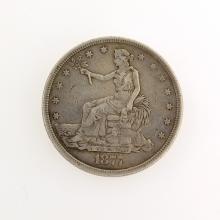 1877-S Trade Dollar Coin