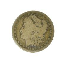 1883 Morgan Dollar Coin