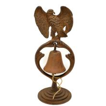 Rust Eagle Bell