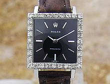 *Vintage Rare Rolex  Stainless Steel Manual Watch 60's (SI SCX208)
