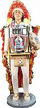 1931 5 Cent Mills War Eagle Slot Machine - PICK UP ONLY -P- Due to laws regulating the sale of Antique Slot Machines, I, as the seller, will not sell to members in the states of AL, CT,HI, NE,SC, and TN. Bids from members residing in any of these
