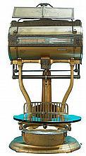 Dayton, Model 144 Barrel Scale w/Mirror -P-