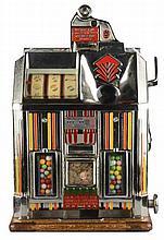 Rare Antique 1¢ Jennings Duchess Vendor Slot Machine -PNR-