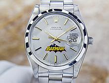 *Vintage Rare Rolex 6694 Stainless Steel Manual Watch 70's (SI SCX201)