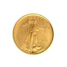 1996 1/10 oz. American Gold Eagle Coin