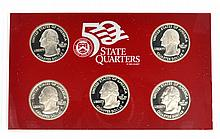 2005 United States Mint Silver Proof Set Coin