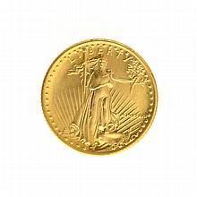 1987 1/10 oz. American Gold Eagle Coin